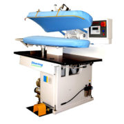 Commercial laundry press