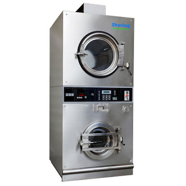 Coin Operated Washer and Dryer-1
