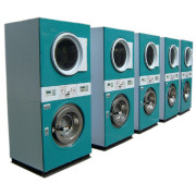 Coin Operated Stack Washer Dryer-3