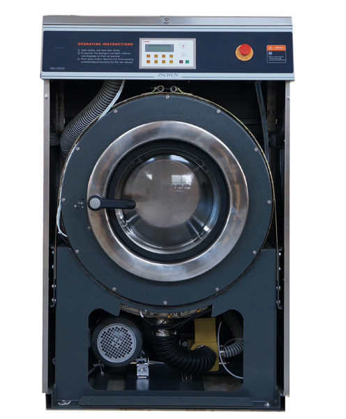 Commercial washer extractor-21