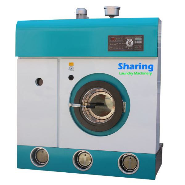 Fully automatic perc dry cleaning machine-11