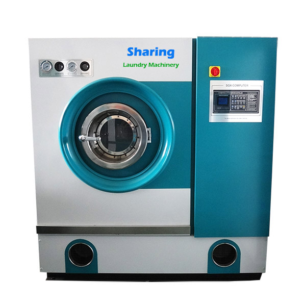 Hydrocarbon dry cleaning machine-1