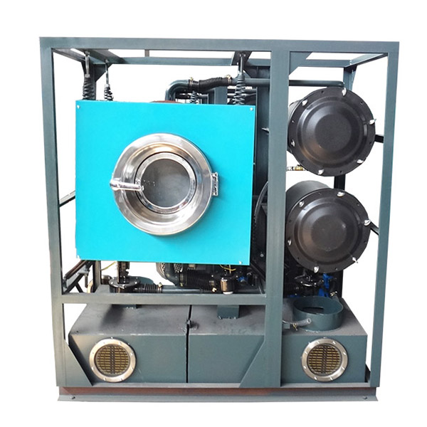 Hydro-carbon dry cleaning machine-2