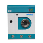 Sharing semi automatic dry cleaning machine