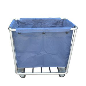 folding laundry trolley-3
